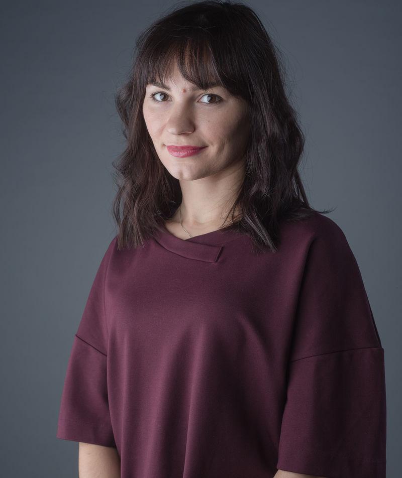Anna Prisyazhnaya
