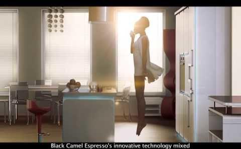 """BLACK CAMEL """"ESPRESSO"""""""